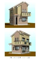 新築キャド図面2